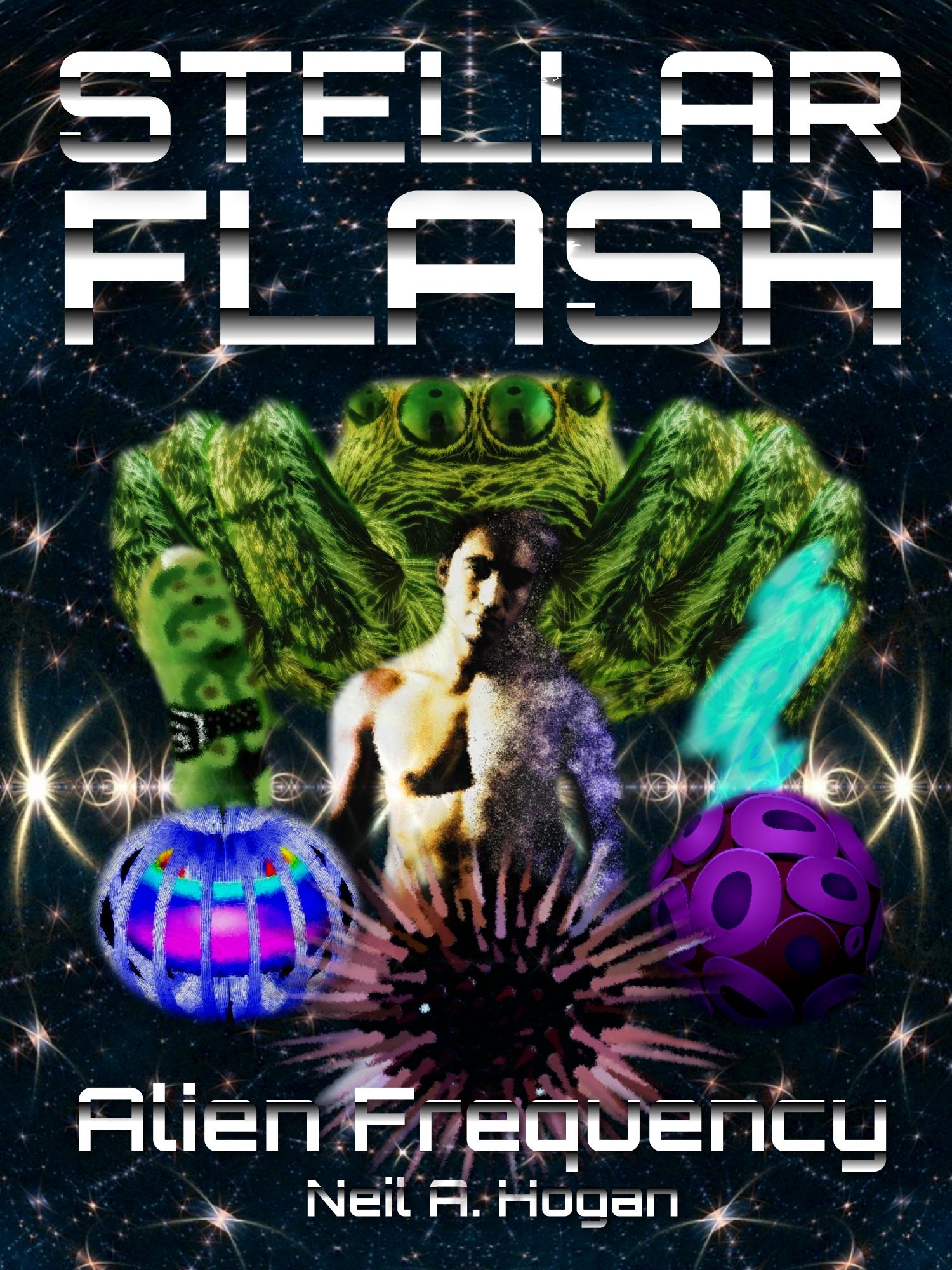 Stellar Flash Alien Frequency